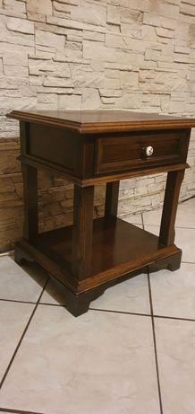 Szafka nocna stolik - materiał drewno