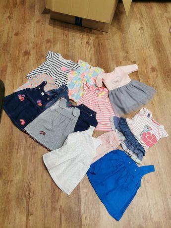 Ubranka dla dzieci- Sukienki letnie