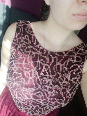 Sprzedam sukienke maxi roz 38