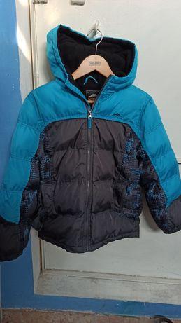 Курточка на мальчика 10-12 лет