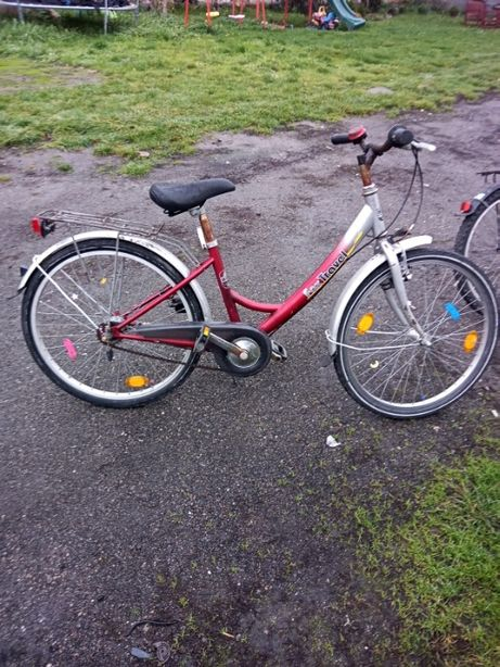 sprzedam rowery dziecięce z niemiec