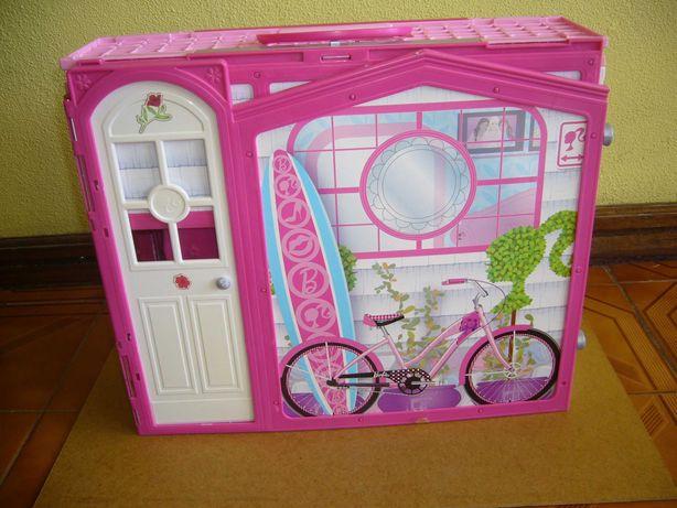 Barbie casa de férias