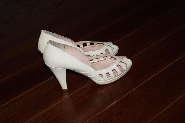 Buty ślubne Eksbut roz. 37