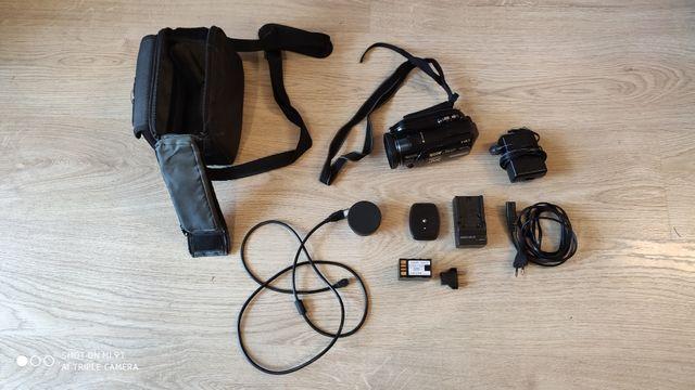 Kamera Jvc GZ-HD3AH