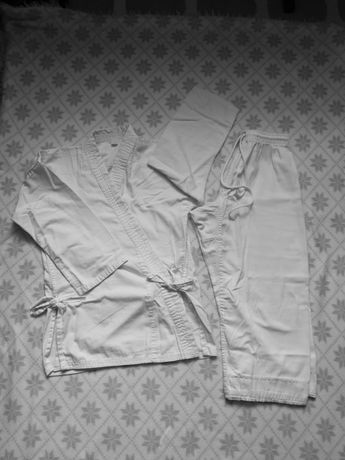 Strój do Karate - Kimono - Karatega - wzrost 150 (S/M)