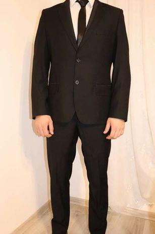 Komplet garnitur spodnie koszula rozmiar s