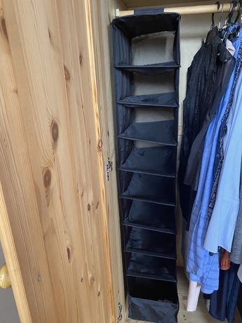 Półka wisząca do szafy IKEA