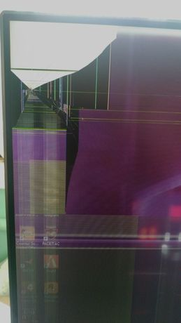 Монитор LG 24MP88HV-S,+  ещё один LG