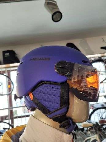 Kask Head Knight 54-57cm, M/L