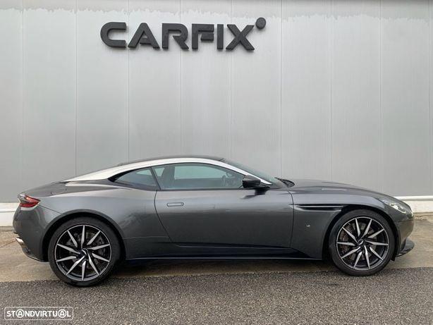 Aston Martin DB11 Coupé V12 launch Edition