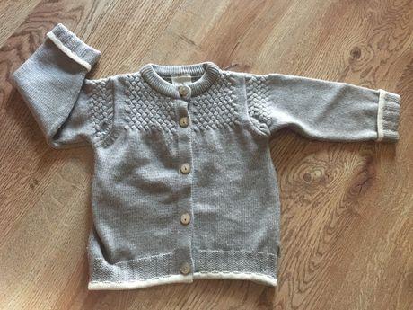 Sweterek merino Lillelam 86 wełna wool
