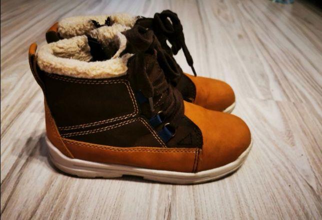 Buty chłopięce rozmiar 29