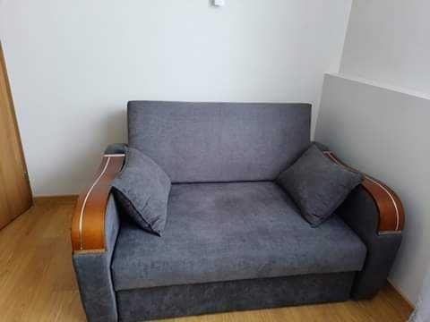 Kanapa łóżko tapczan z funkcją spania