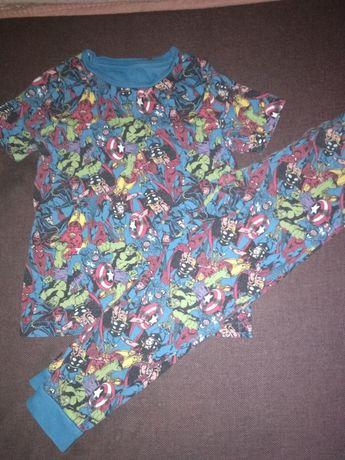 Piżamka chłopięca Avengers
