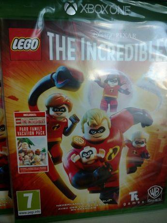 Lego Iniemamocni nowa xboxONE