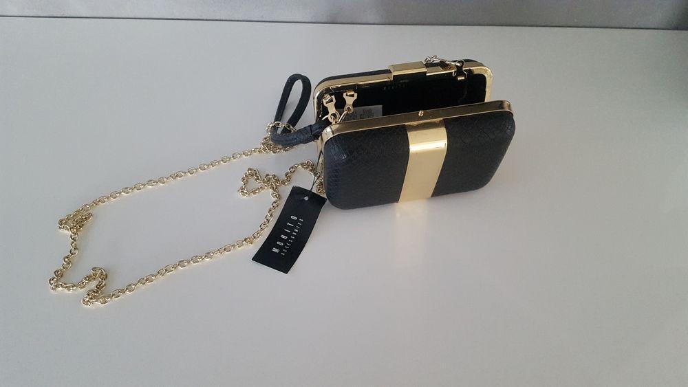 NOWA torebka Mini Mohito do ręki na ramię czarna z metką Prószków - image 1