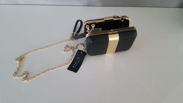 NOWA torebka Mini Mohito do ręki na ramię czarna z metką