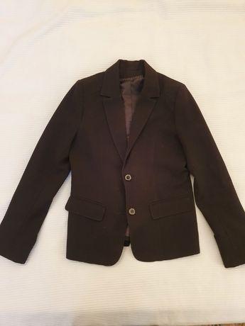 Пиджак школьный для девочки, рост 158