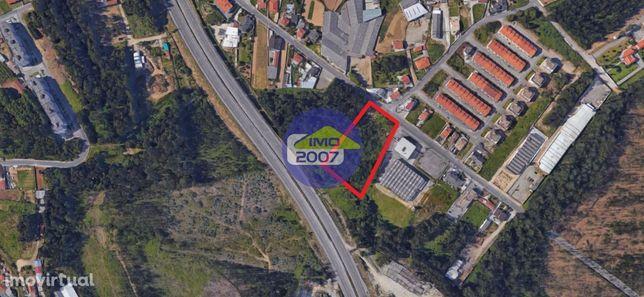 2 terrenos (urbano e rústico) Rio Meão