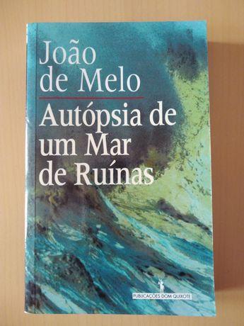 Autópsia de um Mar em Ruínas, de João de Melo