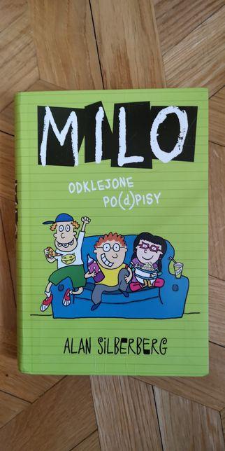 MILO książka dla dzieci