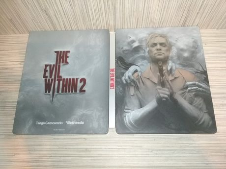 [Tomsi.pl] The Evil Within 2 PL +Steelbook PS4 PS5 PlayStation 4 5