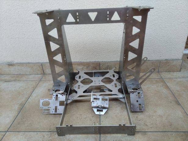 Rama Inox drukarka 3D Prusa I3 CNC