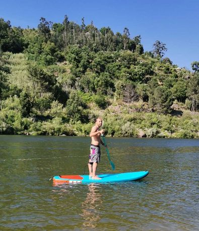 Prancha SUP Stand Up Paddle - COMO NOVA