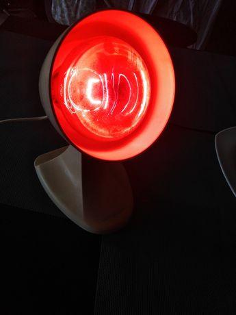Lampa sollux IR podczerwień lecznicza Philips 100W