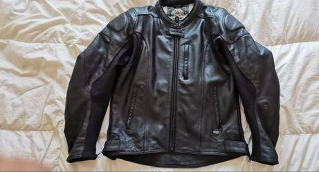 Blusão Motard Roland Sands Design Sonoma leather jacket