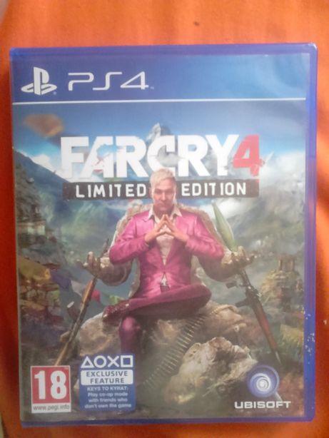 Far Cry 4 Limitowana Edycja PS4 Sprzedam/Wymienię