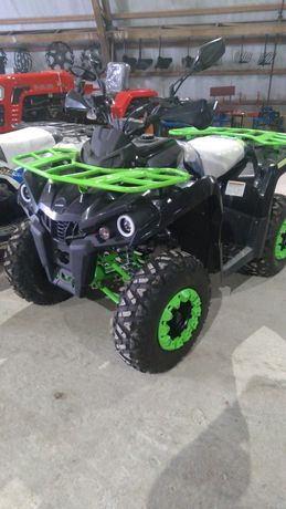 Квадроцикл Hamer 200