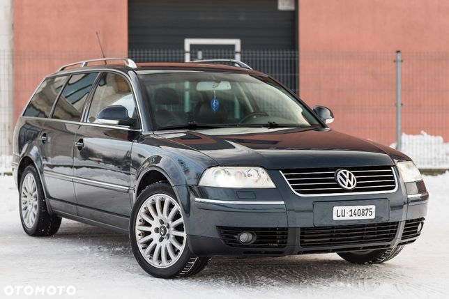 Volkswagen Passat 1.8 Turbo 150KM Highline Exlusive Bixenon Skóra Tempomat Grzane fotele