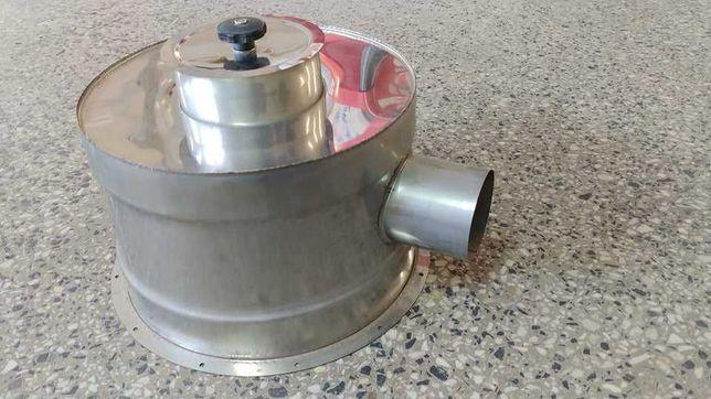 wentylacja rozdzielacz kolektor klimatyzacja obudowa wentylatora
