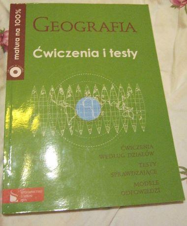 Geografia ćwiczenia i testy