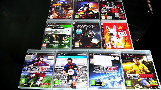 Jogos PS3 como novos