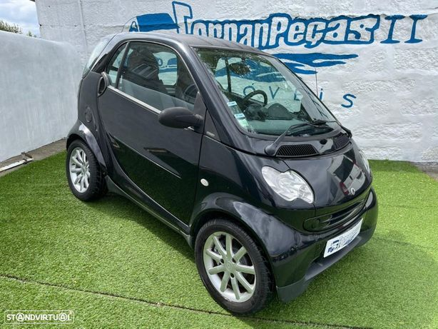 Smart ForTwo Pure 61