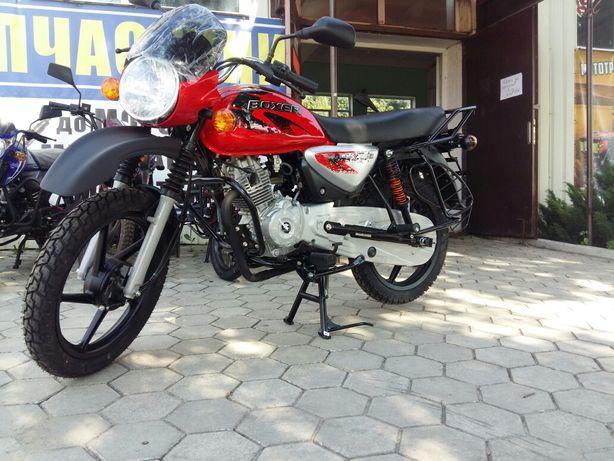 Мотоцикл Bajaj Boxer BM125X