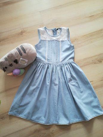 Sukienka rozm 134/140