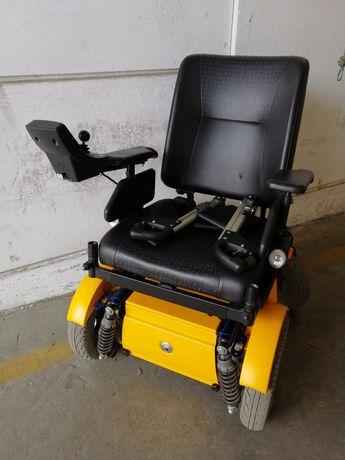 Wózek inwalidzki elektryczny YES