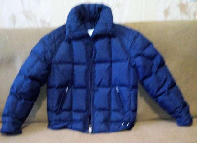 Куртка стьогана (осінь-зима)