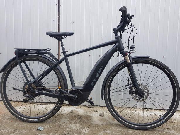 Електровелосипед CUBE touring hybrid EXC 500 2018