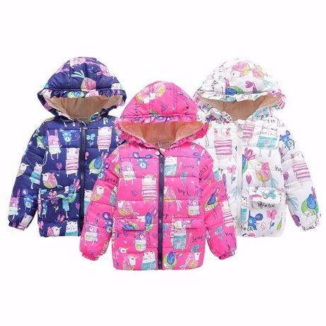Куртка на девочку осенняя р от 1 до 6 лет куртка на дівчинку на осінь