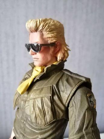 Фигурка Metal Gear Solid, Метал Гир, Каз, Kazuhira Miller солдат