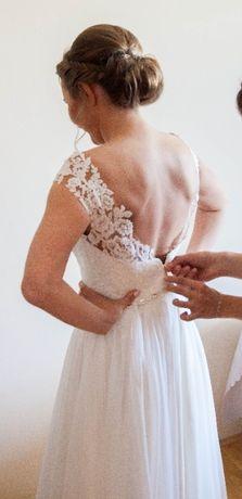 Suknia ślubna Amalfia