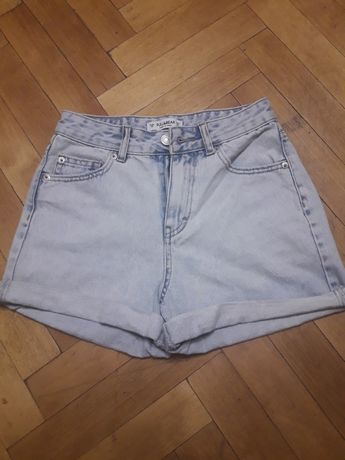 Джинсові шорти  PULL&BEAR для подростка, розмір EUR 32