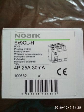 Продам УЗО noark Ex9CL-H