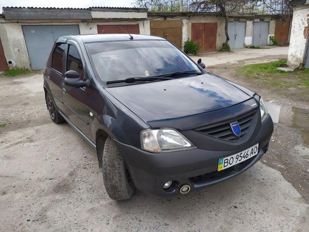Dacia Logan газ 4 пок