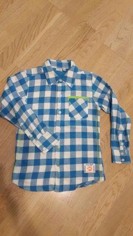 Рубашка blue seven kids 122 рост