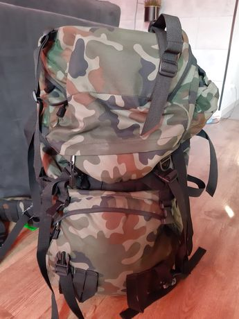 Plecak wojskowy górski